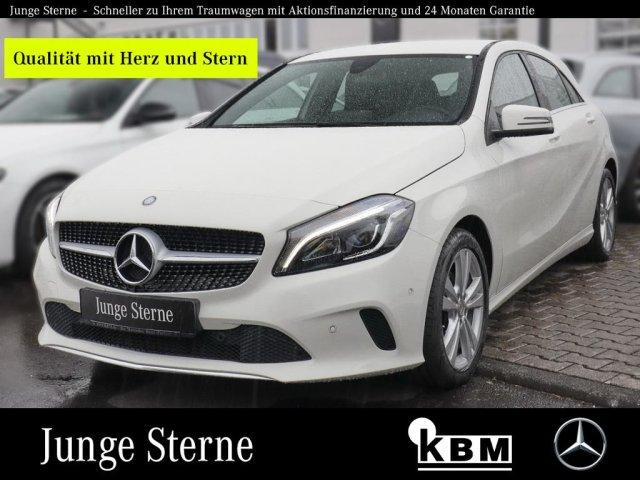 Mercedes-Benz A 160 SCORE! °URBAN°LED°PTS°SHZ°SKP°KLIMA°HOLD°, Jahr 2016, Benzin