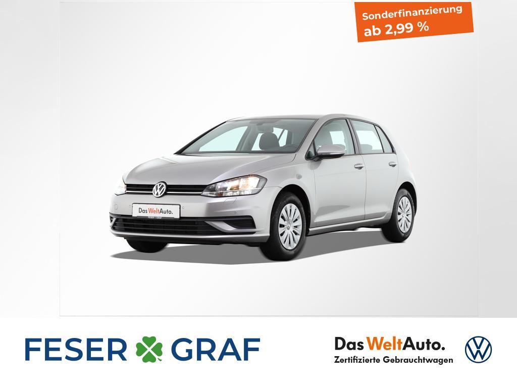Volkswagen Golf 1.2TSI Trendline Climatronic Sitzheizung, Jahr 2019, Benzin