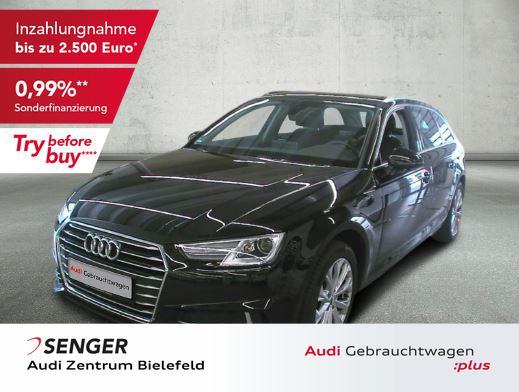 Audi A4 Avant Design 35 TDI Navi MMI Klima Pano VC, Jahr 2019, Diesel