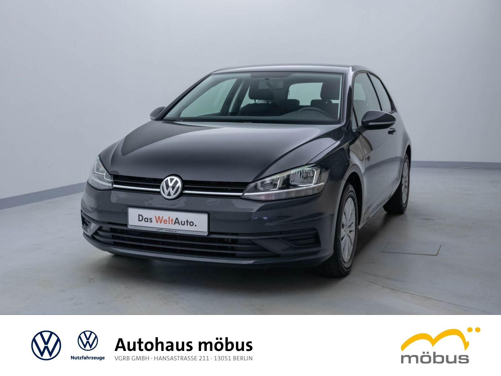 Volkswagen Golf VII 1.0 TSI*TRENDLINE*PDC*TELEFON*KLIMA**, Jahr 2017, Benzin