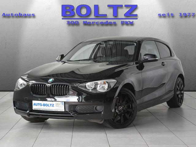 BMW 114 i, Jahr 2014, Benzin