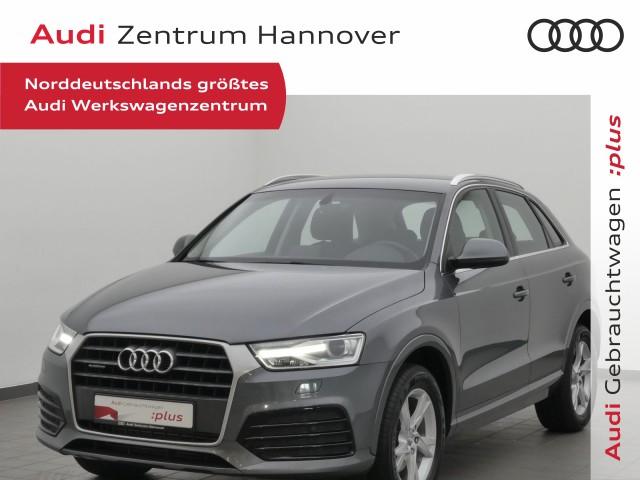Audi Q3 sport 2.0 TFSI quattro Navi+Xenon+drive select+Bose sound, Jahr 2017, Benzin
