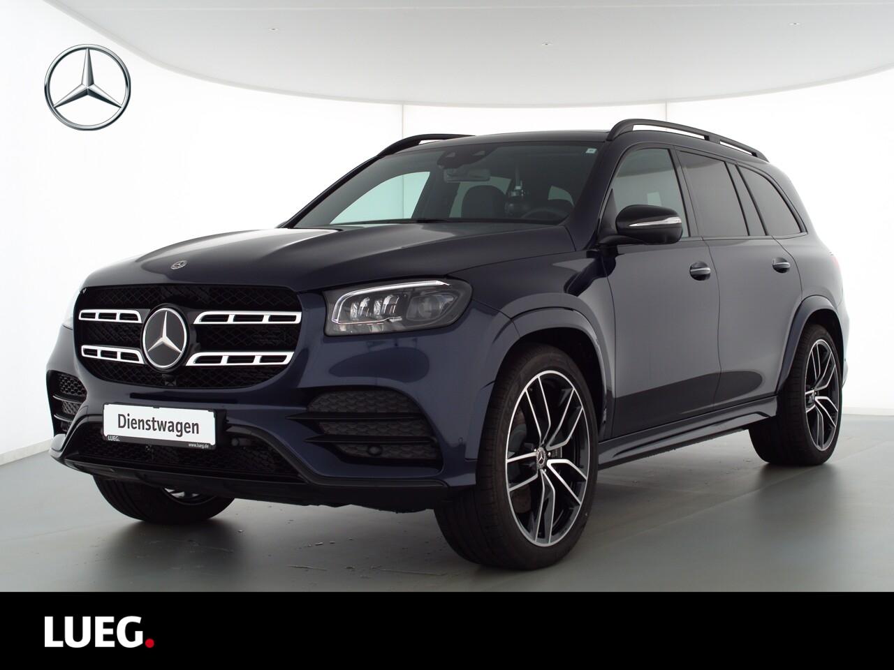 Mercedes-Benz GLS 350 d 4M AMG+23''+STANDHZG+SITZKLIMA+FAHRASS, Jahr 2021, Diesel