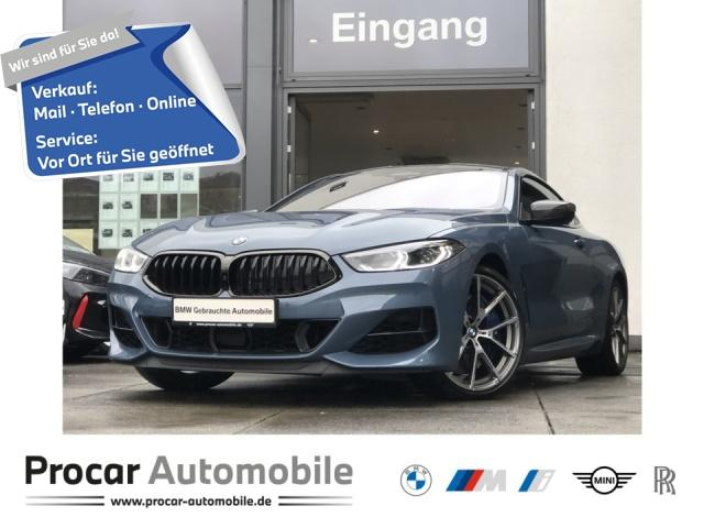 BMW M850i xDrive Coupe Laser DA+ Glasapp.PA+ DAB, Jahr 2019, Benzin
