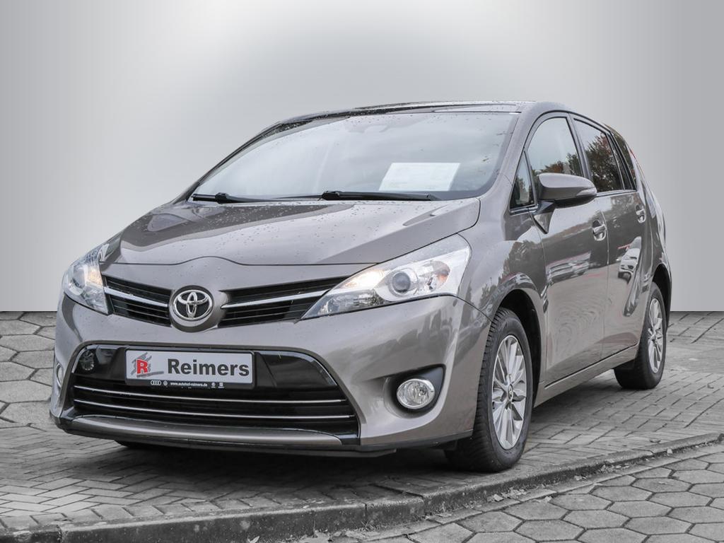 Toyota Verso 1.8 Edition-S, Jahr 2016, Benzin