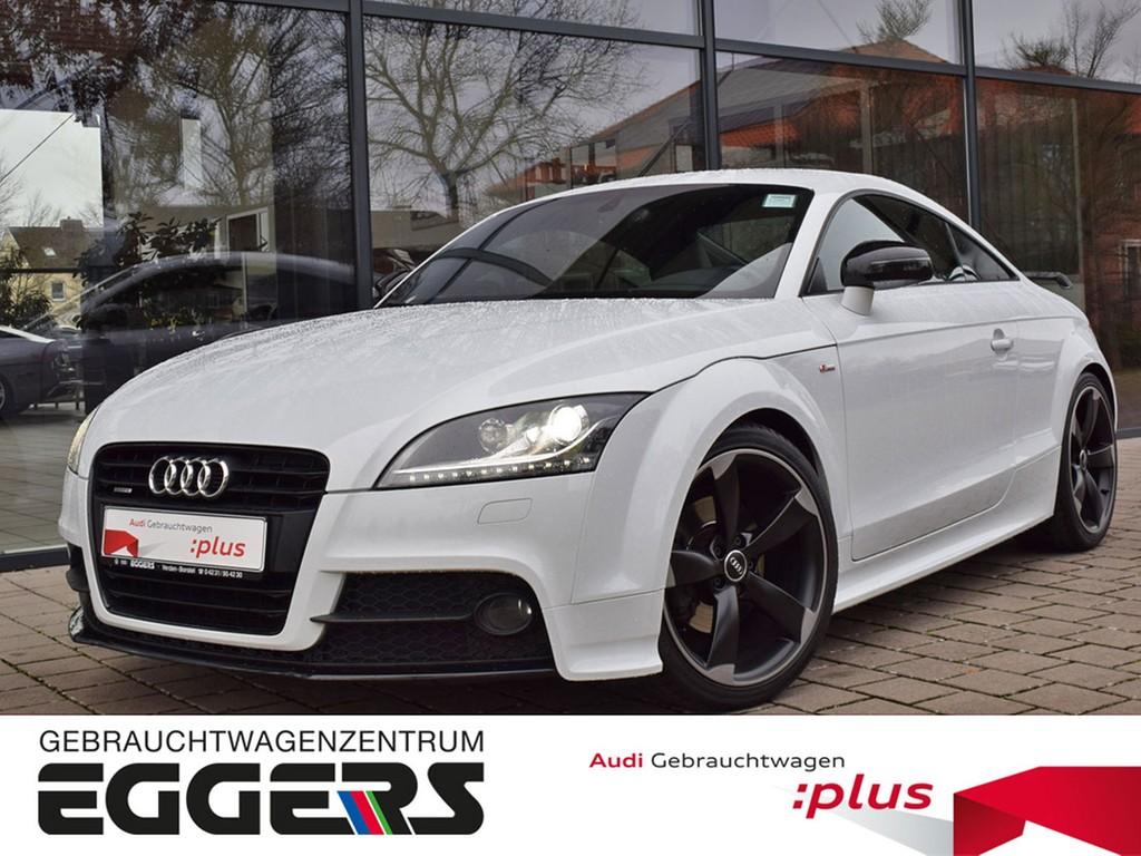 Audi TT Coupé TDI 2,0 quat. *S-line competition*Navi*Xen*Bose, Jahr 2013, Diesel