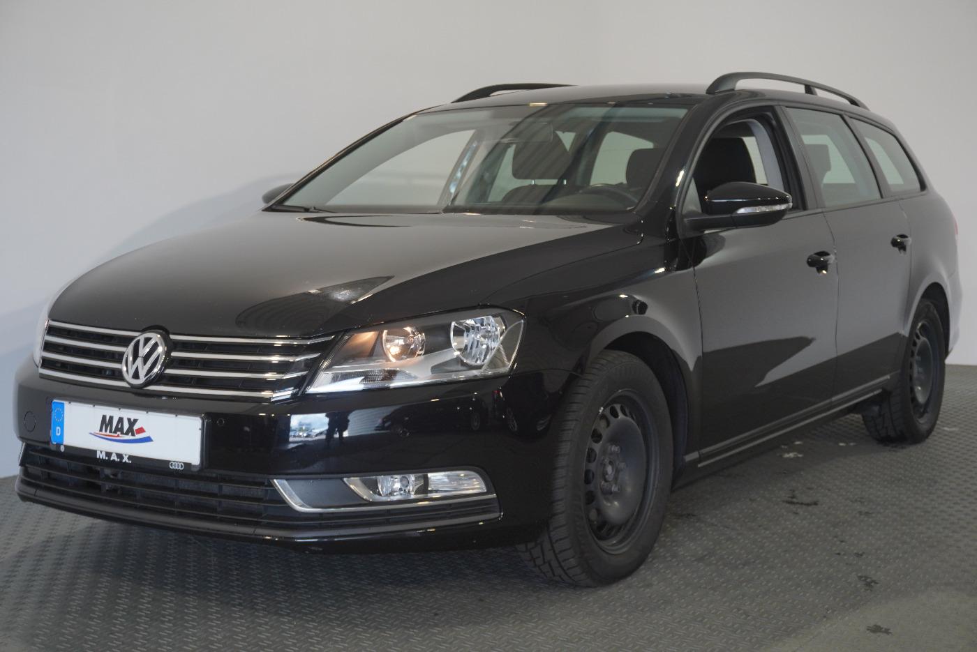 Volkswagen Passat Variant 1.6 TDI PDC Keyless Access Alu 16, Jahr 2014, Diesel