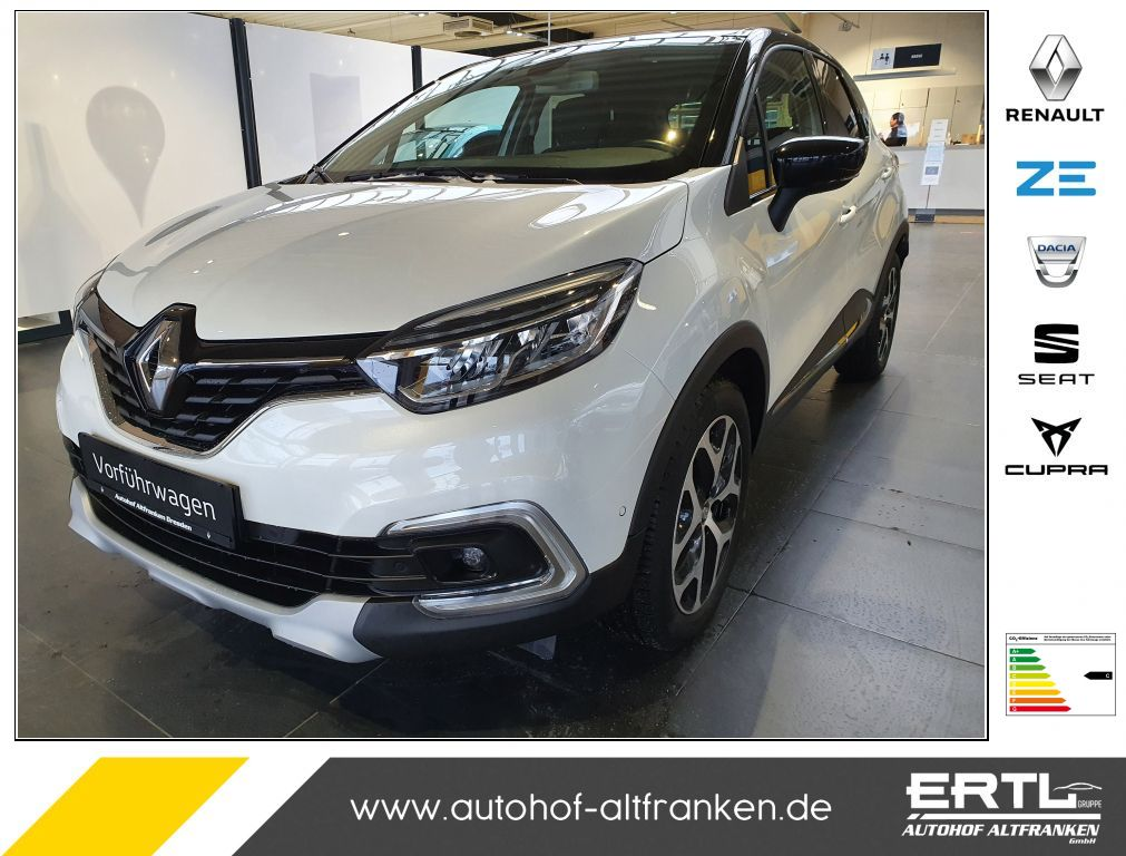 Renault Captur TCe 130 GPF COLLECTION, Jahr 2019, Benzin
