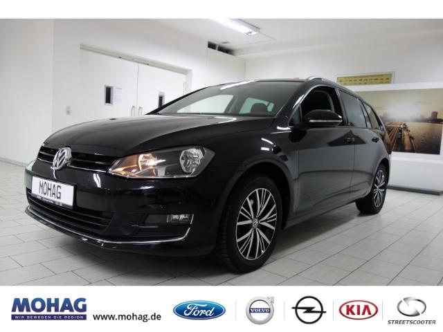 Volkswagen Golf VII Allstars 125PS *PDCv+h-Navi-Klima-SZH*, Jahr 2016, Benzin