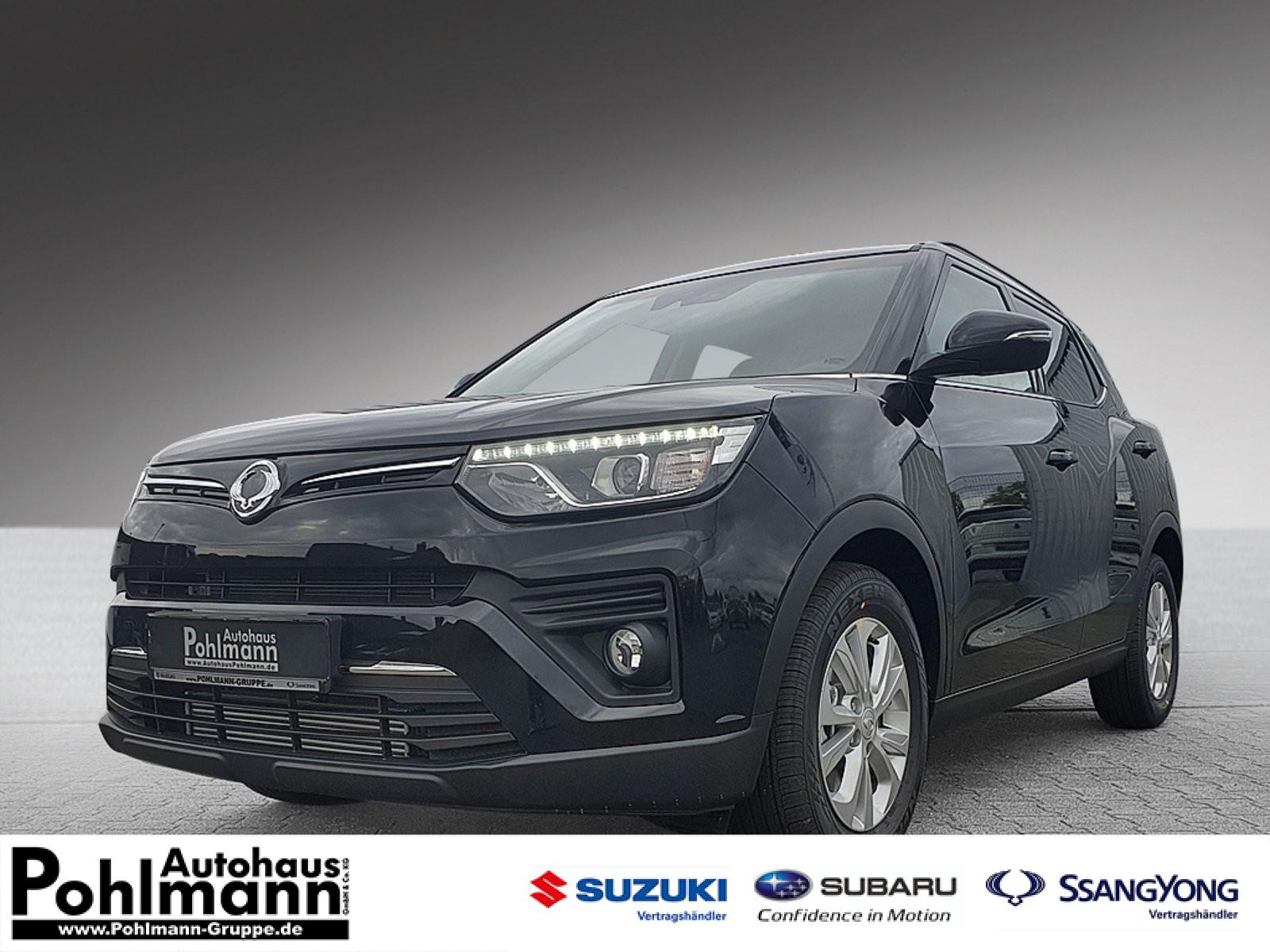 Ssangyong Tivoli Quartz 1.5 Automatik NAVI/SHZ/ nur 7000KM, Jahr 2020, Benzin