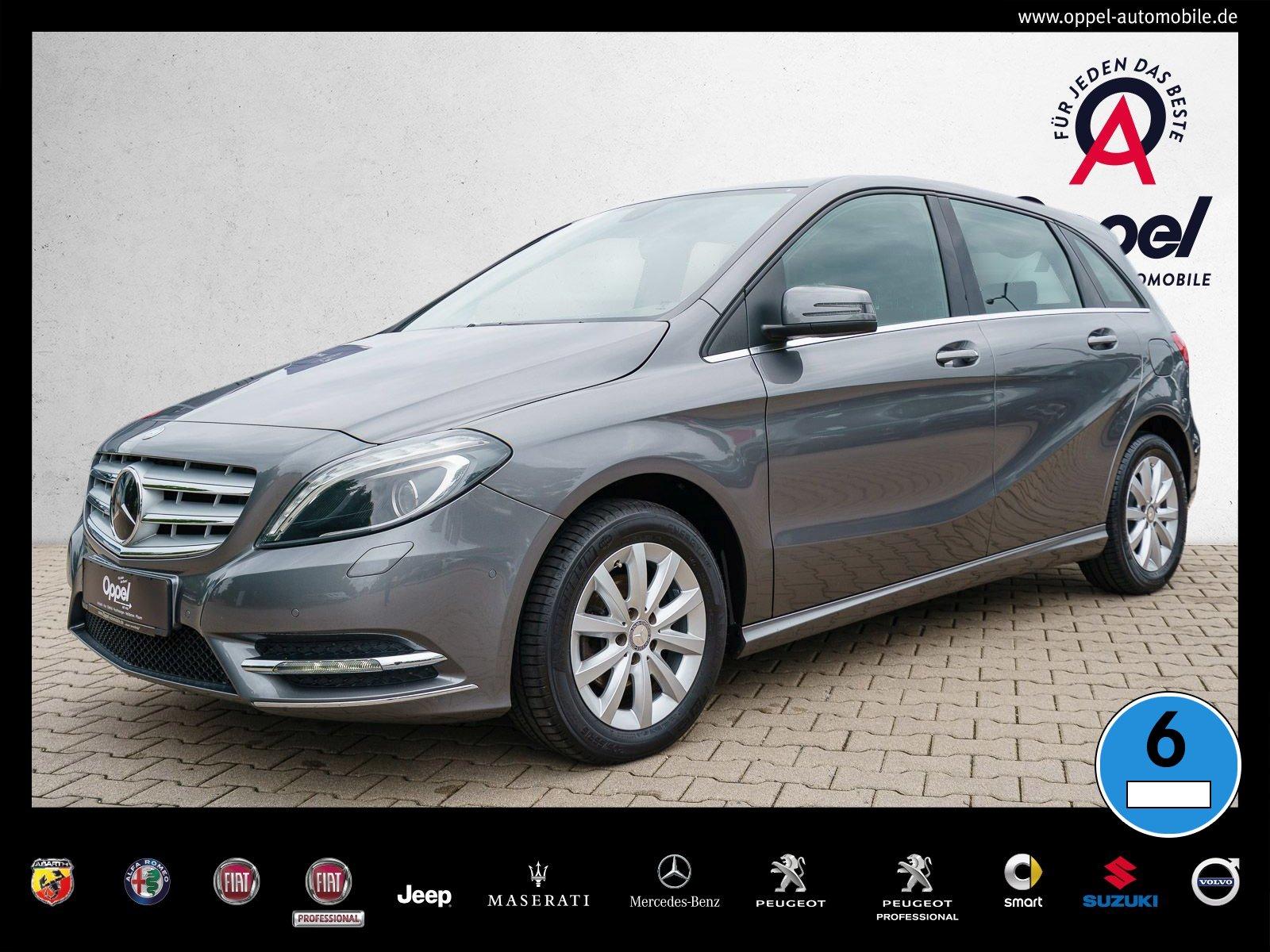 Mercedes-Benz B 180 Blue Efficiency KLIMA+SITZH+TEMPOMAT+XENON, Jahr 2014, Benzin