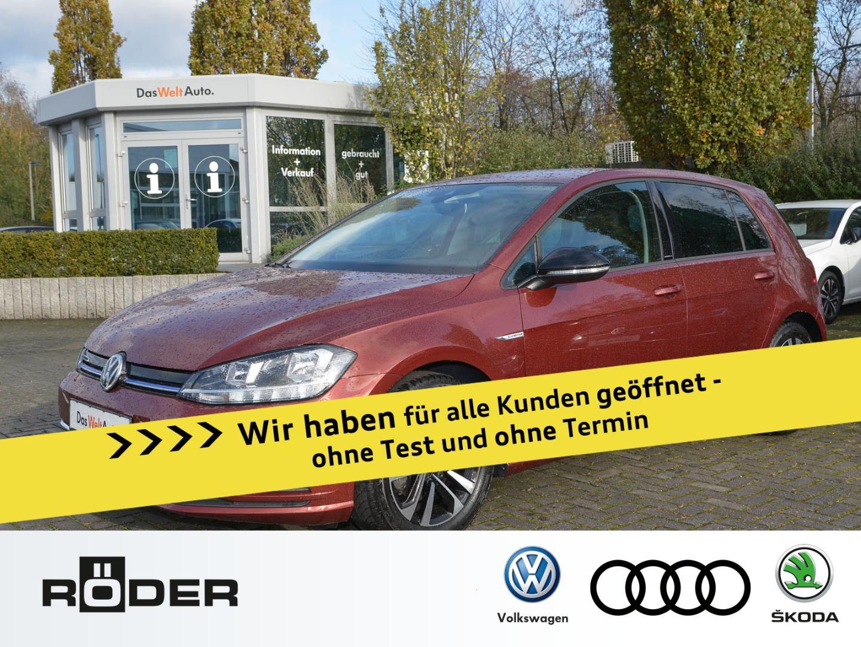Volkswagen Golf IQ.DRIVE VII 1.5 TSI Navi Parklenk APPConne, Jahr 2019, Benzin