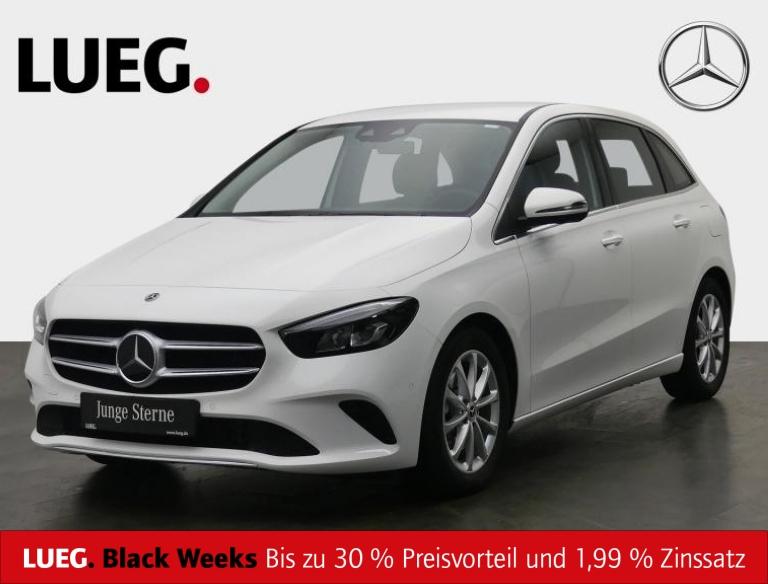 Mercedes-Benz B 220 4M Progressive+MBUX+NavPrem+LED+Distr+360°, Jahr 2020, Benzin