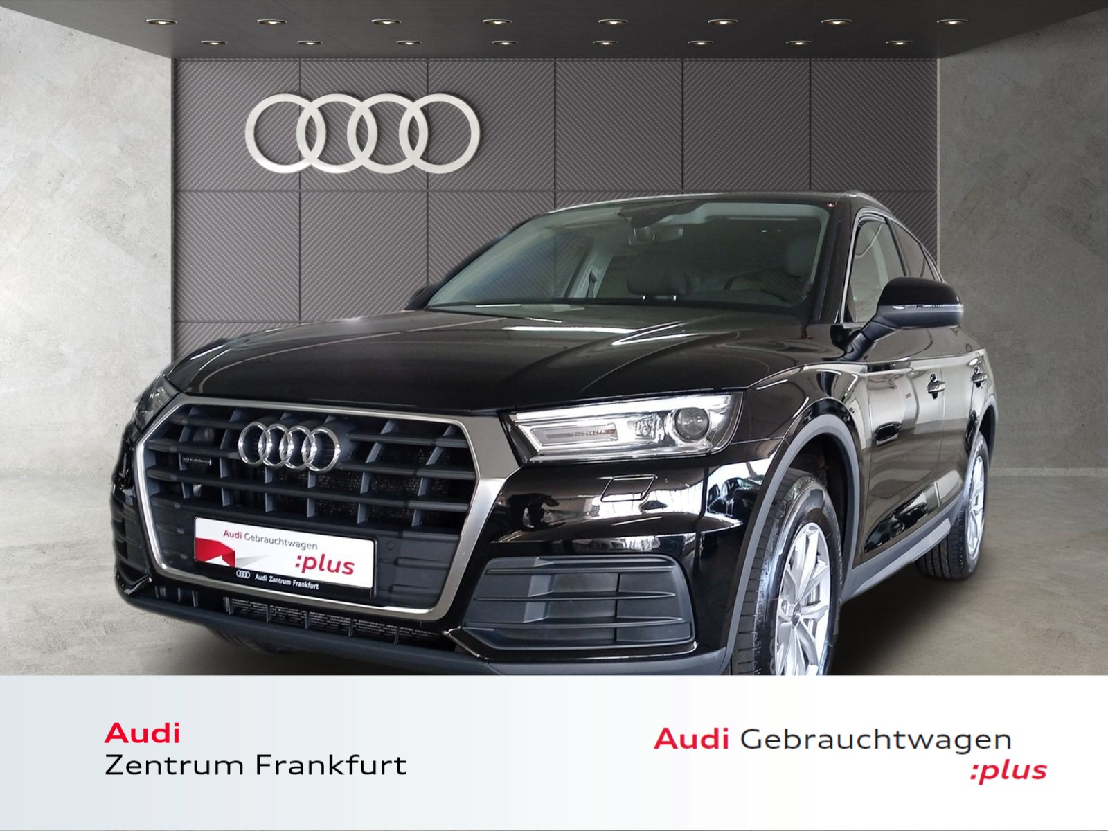 Audi Q5 40 TDI quattro S tronic Navi Xenon Tempomat, Jahr 2019, Diesel