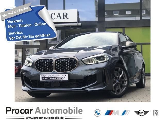 BMW M135i xDrive Sport HuD DA H/K Adapt. LED Navi, Jahr 2020, Benzin