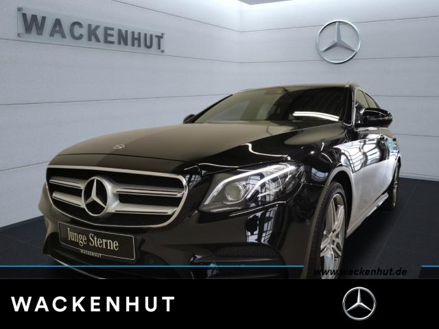 Mercedes-Benz E 400 d 4M T AMG BUSIN+AHK+MULTIB+KAMERA+SMARTPH, Jahr 2018, Diesel