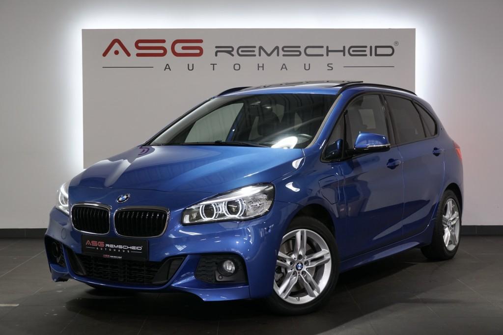 BMW 225 xe Autm. M Sport *Pano *LED *Harman-Kardon*, Jahr 2016, Hybrid