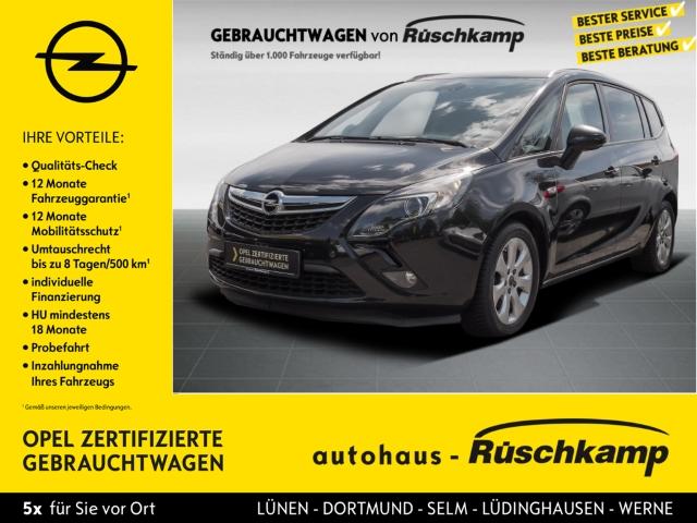Opel Zafira Tourer C Style 1.4 Turbo SHZ LHZ PDC, Jahr 2014, Benzin