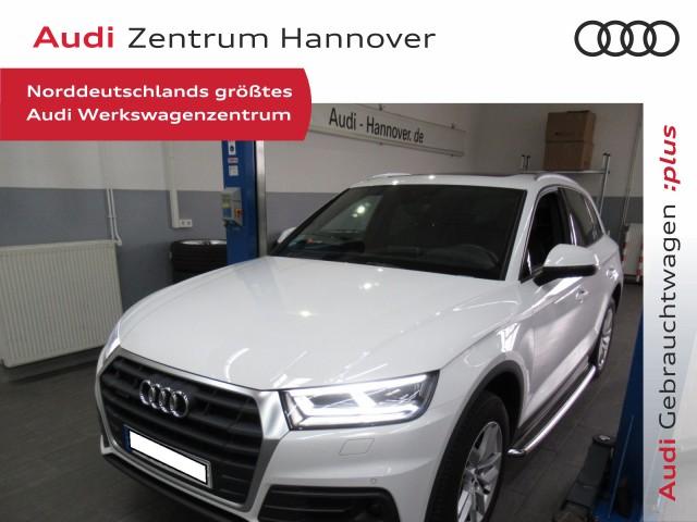 Audi Q5 2.0 TFSI qu. Matrix, Pano, virtual, B&O, AHK, Leder, ACC, Jahr 2018, Benzin