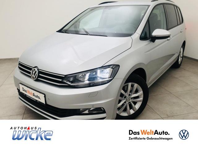 Volkswagen Touran 1.4 TSI DSG Comfortline Klima Navi PDC, Jahr 2016, Benzin