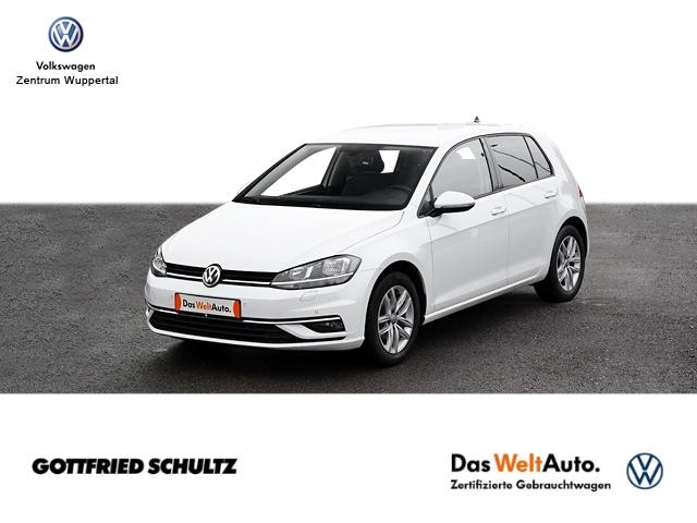Volkswagen Golf 1 0 TSI Comfortline NAVI SHZ PDC LM ZV, Jahr 2017, Benzin