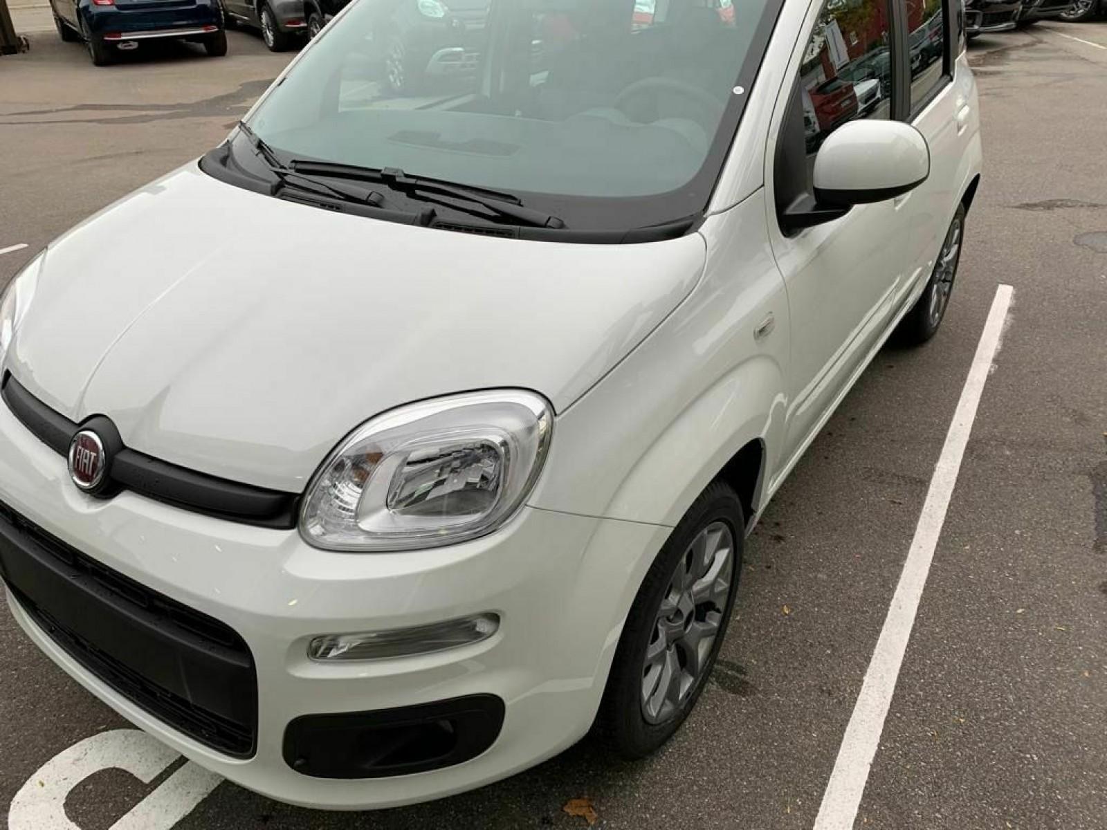 Fiat Panda 1.2 Lounge *KLIMA*BLUETOOTH, Jahr 2019, Benzin