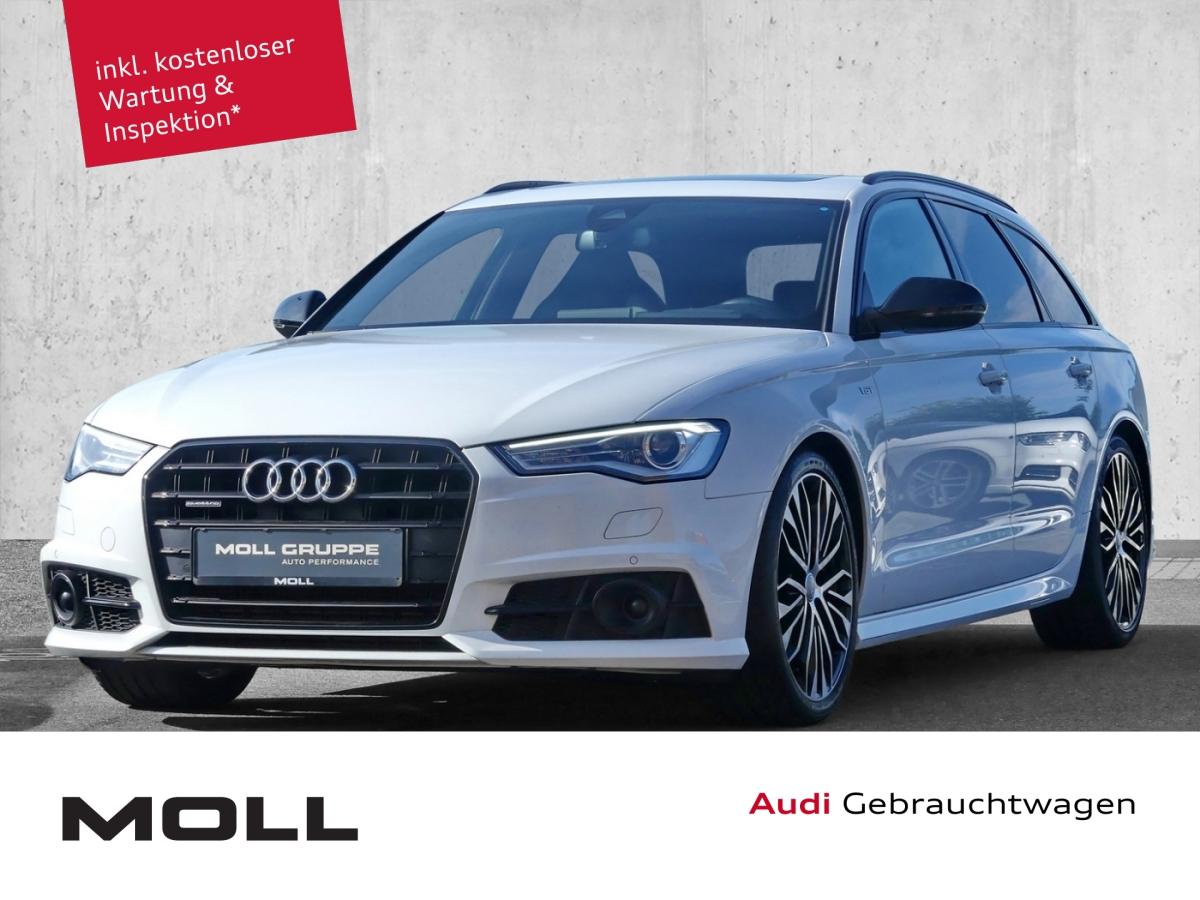 Audi A6 Avant A6 Avant qTDI3.0 V6240 A8 ACC HeadUp, Jahr 2018, Diesel