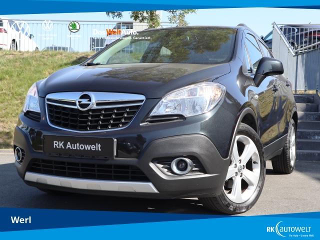 Opel Mokka Edition ecoFlex AHK MFL Klima SHZ Temp CD, Jahr 2013, Benzin