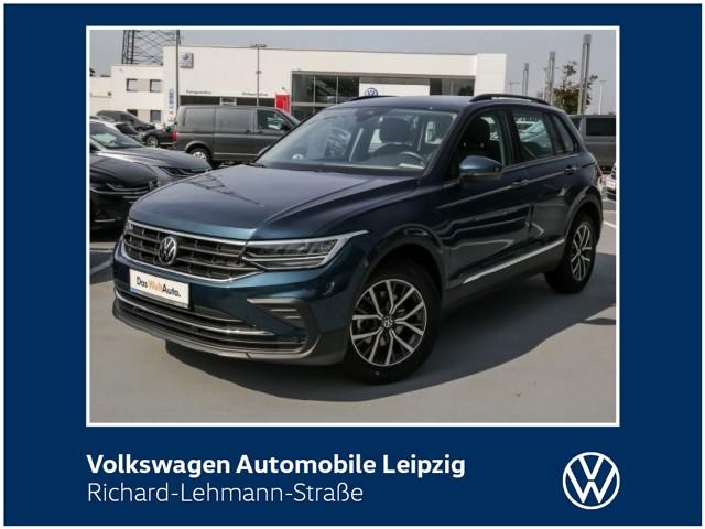 Volkswagen Tiguan Life 1.5 TSI OPF *LED*Navi*DAB*App-Connect*, Jahr 2020, Benzin
