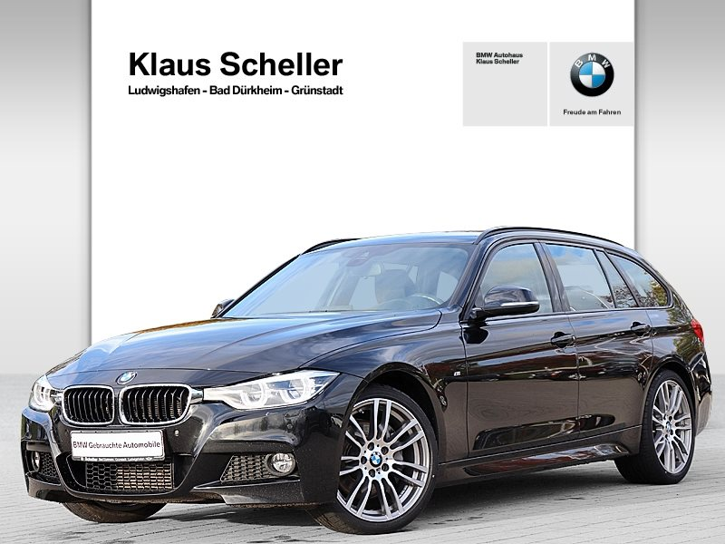 BMW 335d xDrive Touring M Sportpaket Head-Up HiFi, Jahr 2017, Diesel