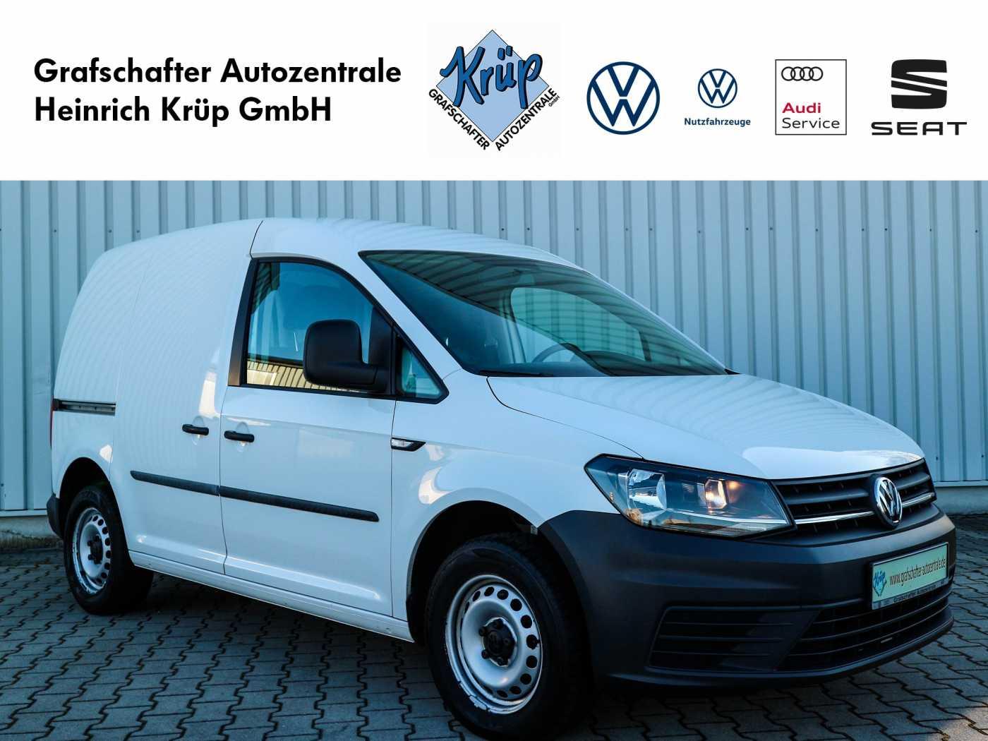 Volkswagen Caddy 2.0 TDI Kasten *2x Schiebetür*, Jahr 2016, Diesel