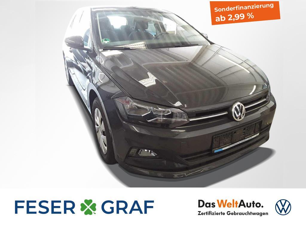 Volkswagen Polo 1.0 Comfortline ParkPilot Sitzheizung Front, Jahr 2018, Benzin
