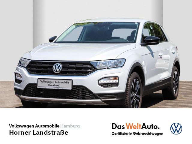 Volkswagen T-Roc 1.6 TDI IQ.DRIVE Navi PDC Standheizung, Jahr 2020, Diesel