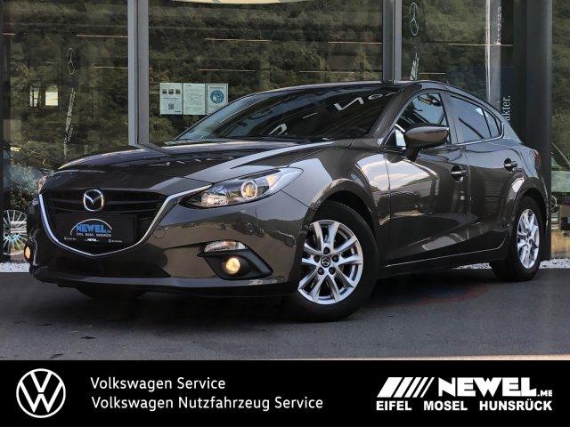 Mazda 3 2.0 SKYACTIV-G120 CENTER-LINE*NAVI*SITZHZG*PDC, Jahr 2016, Benzin