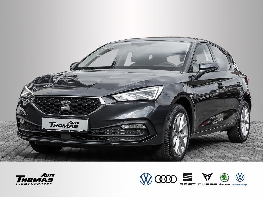 "Seat Leon ""Style"" 1.5 TSI LED+NAVI+PDC+SHZ, Jahr 2020, petrol"