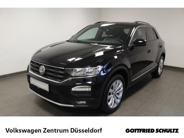 Volkswagen T-Roc Highline 2.0 TDI DSG *Navi*AHK*SHZ*PDC*ACC*, Jahr 2019, Diesel