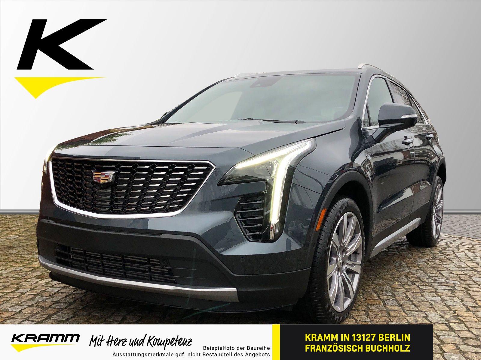 Cadillac XT4 350T AWD Premium Luxury Leder AHK Navi Keyless Dyn. Kurvenlicht Massagesitz, Jahr 2021, Benzin