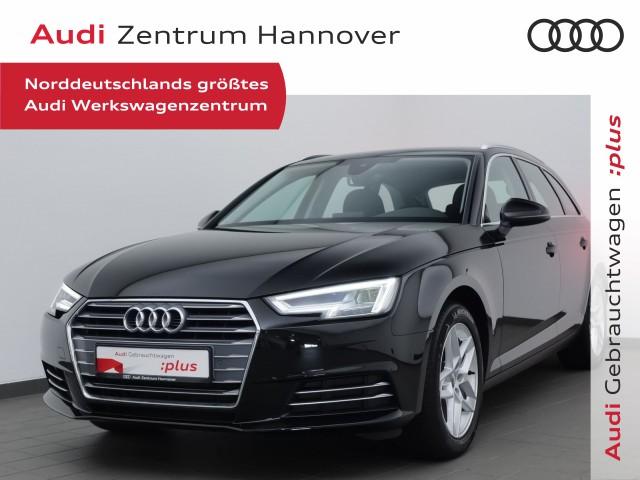 Audi A4 Avant 1.4 TFSI Sport LED Navi Sitzheizung, Jahr 2018, Benzin