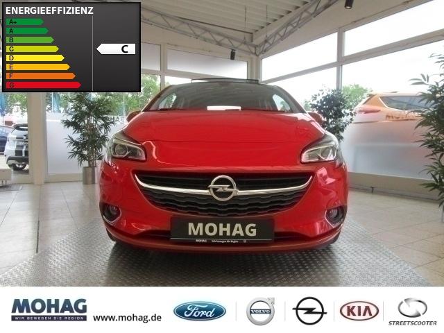 Opel Corsa E Innovation 1.4l *Panoramadach-Klima* -Euro 6-, Jahr 2017, Benzin