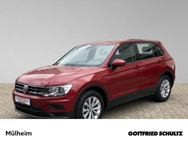 Volkswagen Tiguan 2.0 TDI Trendline Navi Klima 3 Zonen, Jahr 2016, Diesel