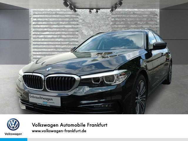 BMW 540I TOURING xDrive Automatik Klima LED-Scheinwerfer Navi, Jahr 2019, Benzin