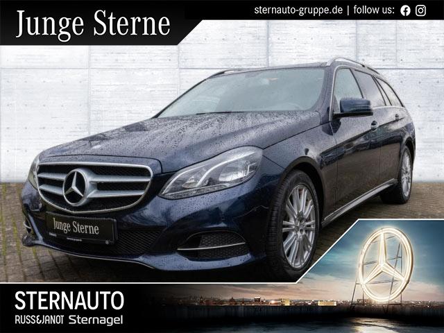 Mercedes-Benz E250 BT T 4m Avantg Standh akt Parkass Panoramad, Jahr 2015, Diesel