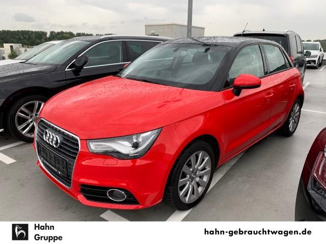 Audi A1 Sportback 1.2TSI Ambition Navi Xen PDC Tempo, Jahr 2014, Benzin