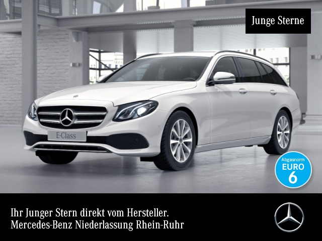 Mercedes-Benz E 220 d T Avantgarde Stdhzg Burmester LED Kamera, Jahr 2017, Diesel