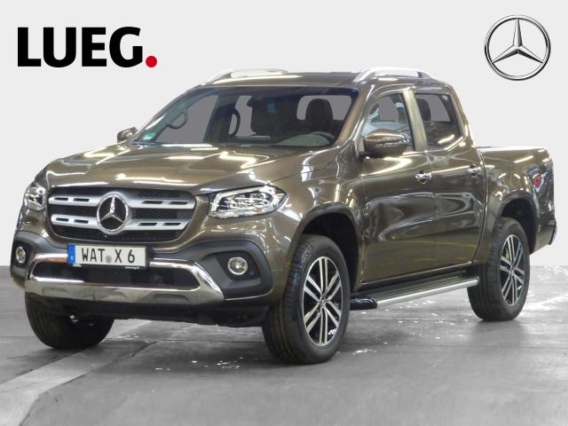Mercedes-Benz X 250 d 4M Power Edition, Jahr 2017, Diesel