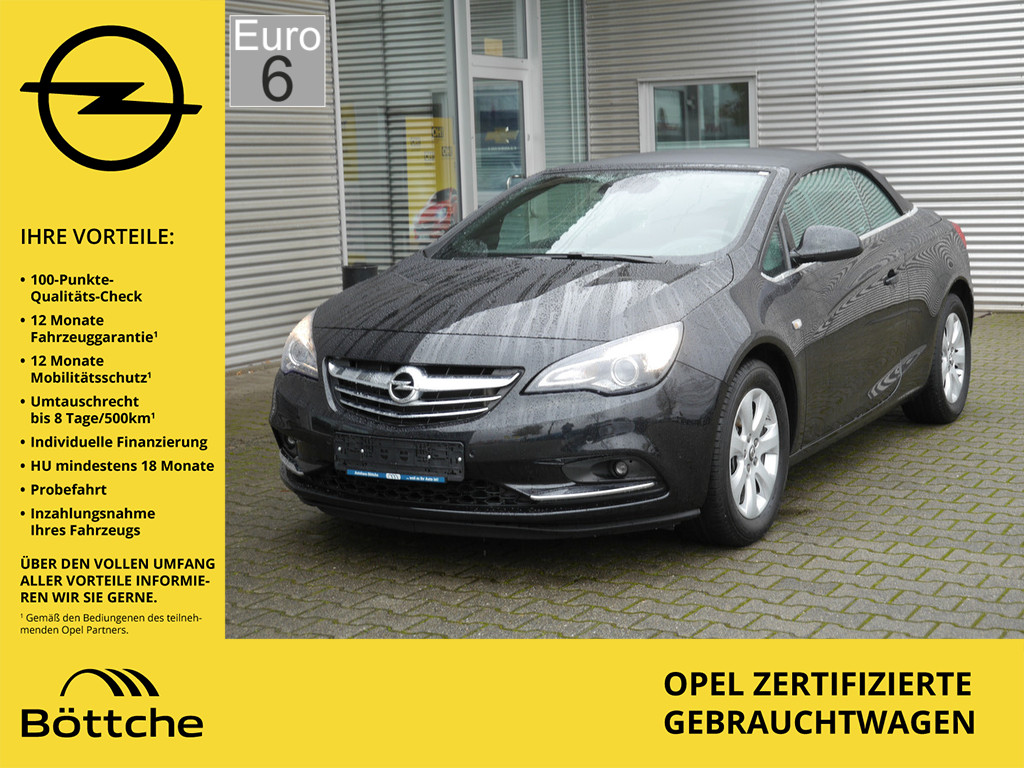 Opel Cascada, Jahr 2016, Benzin