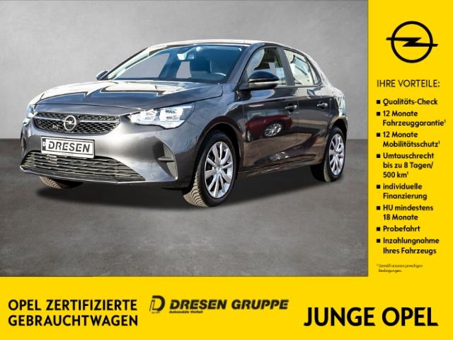 Opel Corsa F Edition 1.2 Turbo EU6d/Spurhalteassistent/Tempomat/Klima, Jahr 2020, Benzin