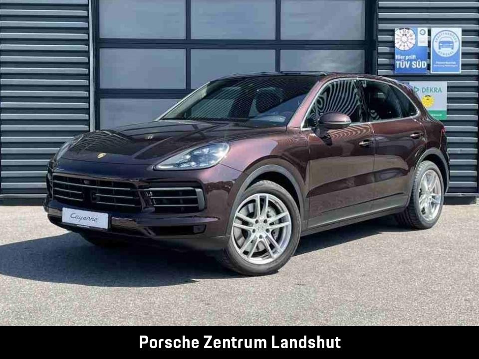 Porsche Cayenne S   Luftfederung & Hinterachslenkung  , Jahr 2018, Benzin