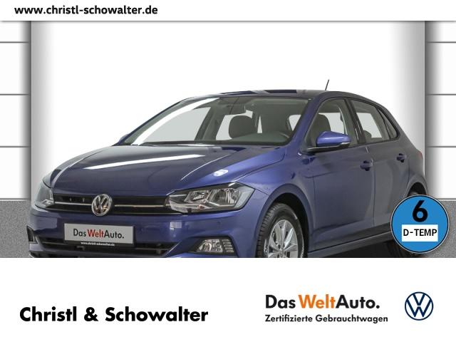 Volkswagen Polo Highline 1.0 TSI OPF Navi Bluetooth Klima, Jahr 2018, Benzin