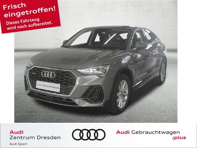 Audi Q3 Sportback 45TFSI quattro AHZV Navi, Jahr 2021, Benzin